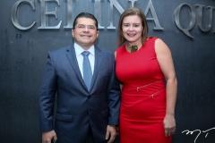 Valdetário Monteiro e Bleine Queiroz