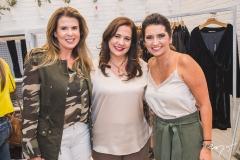 Alexandra Pinto, Martinha Assunção e Márcia Travessoni