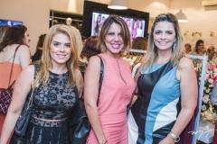 Letícia Studart, Ana Carolina Fontenele e Taís Pinto