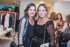 Luciana Borges e Andréa Fialho