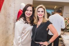 Martinha Assunção e Germana Cavalcante