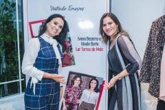 Neuza Rocha e Luciana Borges