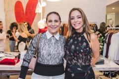 Patricia Macedo e Ana Paula Daud