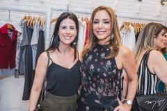 Renata Laercio e Ana Paula Daud