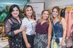 Viviane Almada, Socorro Medeiros, Vanessa Queirós e Carla Nogueira