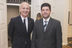 Ciro Moraes e Maximiniano Chaves Filho