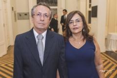 Ivaldo e Fátima Moraes