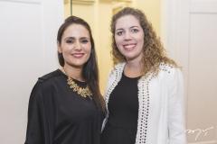 Manoela Bacelar e Ticiana Queiroz