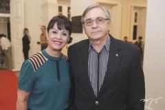 Marília e Fernando Nunes