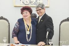 Matusayla de Sousa e José Augusto Bezerra