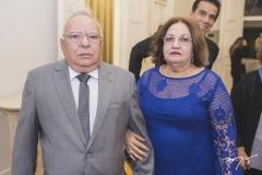 Neuzemar e Vancyr Gomes de Moraes