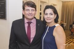 Ronaldo e Geórgia Soares