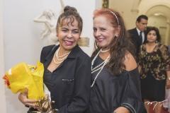Selma Cabral e Fátima Duarte
