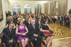 Sessão solene de instalação da Acecult e de posse coletiva do seus Acadêmicos