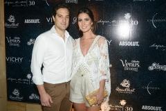 Abraan Cavalvanti e Nicoli Pinheiro