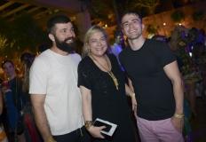 Fábio Queiroz, Heloisa Tolipan e Antônio Trigo
