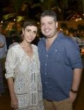 Lilian Pacce e Renato Thomaz