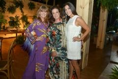 Traudi Guida, Alessandra Aliperti e Camila Salek