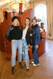 Coralie Charriol Paul, Dori Cooperman e Anisha Sabnani