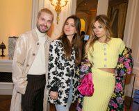 Maxim Sapozhnikov, Victoria Toni e Erica Pelosini