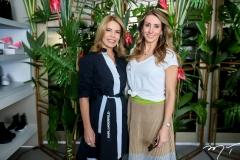 Maira Silva e Melaine Diogo