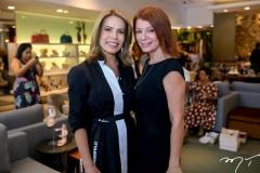 Maira Silva e Suzane Farias