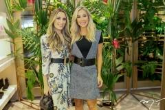 Monique Sales e Priscila Silva