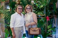 Rizaura Esmeraldo e Irene Pimentel