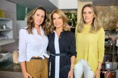 Roberta Nogueira, Maira Silva e Renata Ciriaco