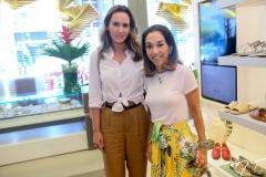 Roberta Nogueira e Marcia Tavora
