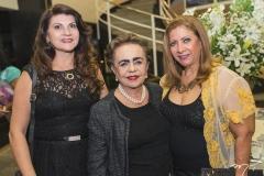 Cândida Portela, Eliane Pimentel e Nilza Parra