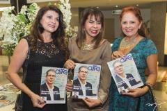 Cândida Portela, Selma Cabral e Fátima Duarte