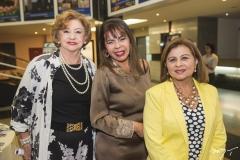 Mazé Campos, Selma Cabral e Silvana Frota