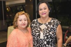 Tamires Nobre e Vânia Queiroz