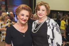 Tereza Borges e Mazé Campos