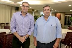 Eduardo Figueiredo e Pedro Garcez