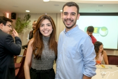Jessica Bezerra e Daniel Victor