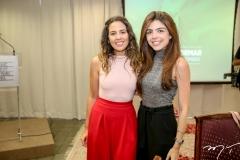 Marcela Abreu e Jessica Bezerra