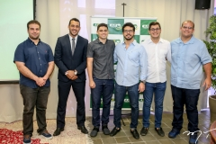 Paulo Salim, Valdemir Alves,Thiago Guimarães, Rafael Fujita,Romoaldo Neves, Bruno Berchmans