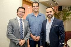 Rafael Albuquerque,Pedro Junior e Erik Guanabara