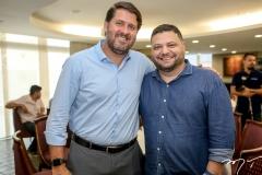Rafael Rodrigues e Rodrigo Coifman