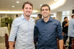 Renato Peixoto e Renan Morão