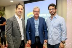 Rodrigo Rodrigues,Edson Arouxe e Rafael Fujita
