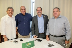 Sampaio Filho, Pedro Alfredo, Luciano Holanda e Marcos Soares