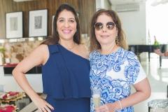 Elisa Oliveira e Cláudia Gradvohl