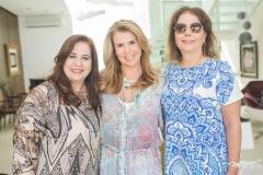 Martinha Assunção, Alexandra Pinto e Cláudia Gradvohl