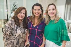 Martinha Assunção, Márcia Travessoni e Suyane Dias Branco