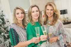 Michelle Aragão, Suyane Dias Branco e Alexandra Pinto