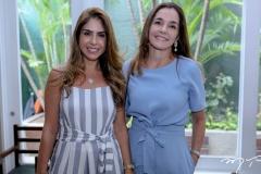 Rafaela Otoch e Fernanda Baquit