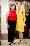 Eliane Queiroz e Sarah Mota